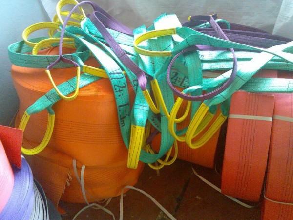 Технология производства текстильных строп