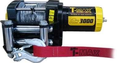 лебедка автомобильная ATV-3000 по низкой цене