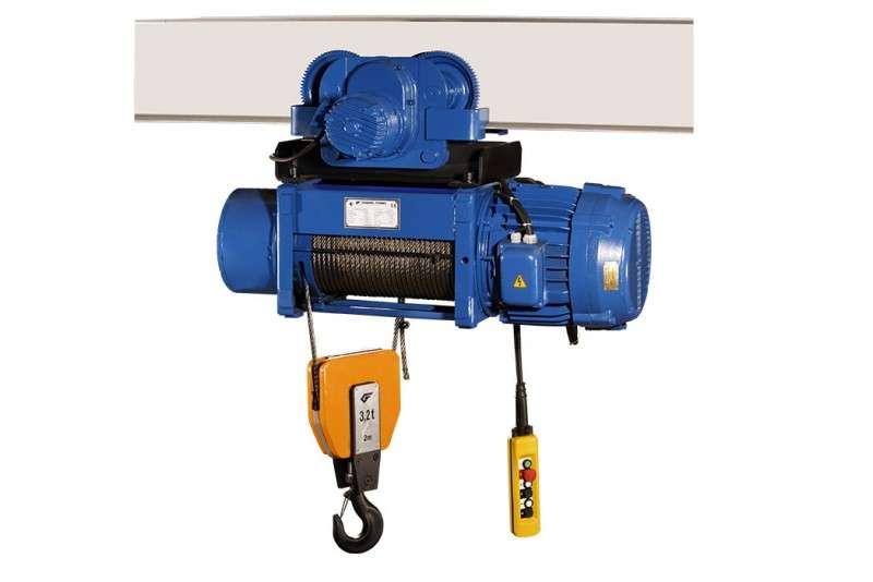 купить тельфер электрический 0.5 тн высота подъема 6 м дешево