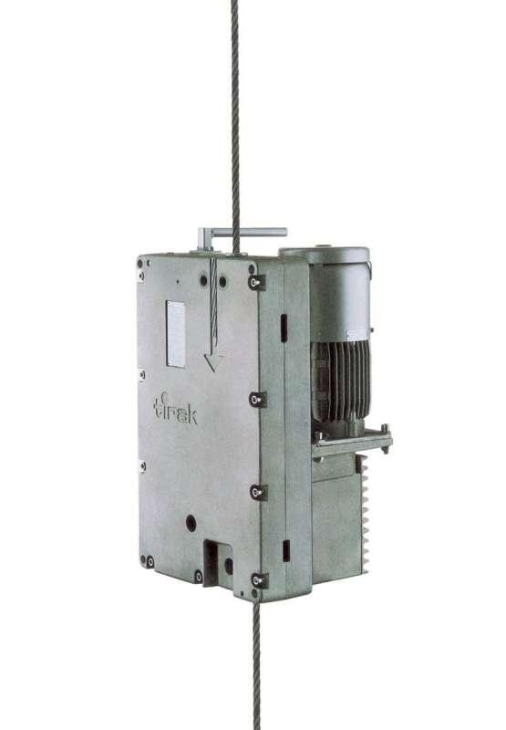 Лебёдка TIRAK X1033P 1 тн 400В