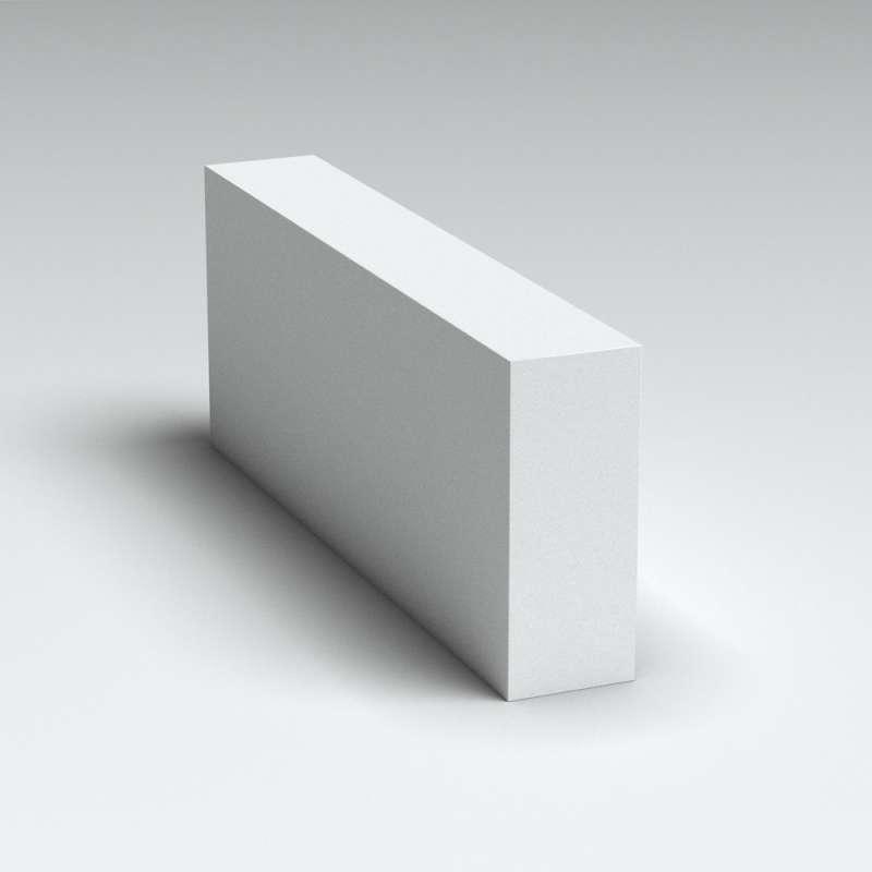Сибит 120 мм. Блок перегородочный из газобетона Б1,2 D600/B2.5