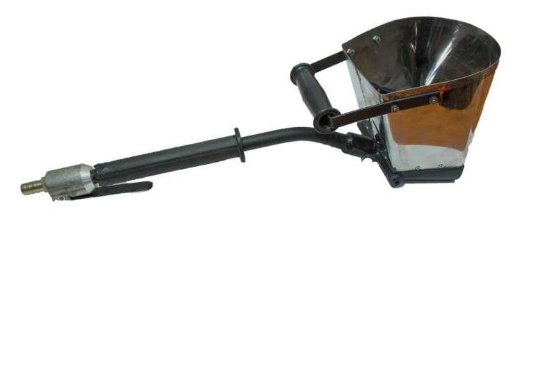 Штукатурный хоппер-ковш из нержавеющей стали SN-01