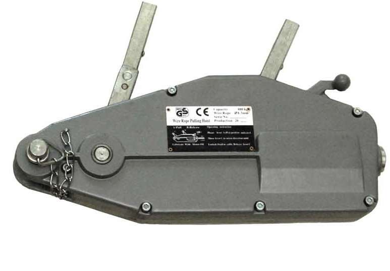 Монтажно-тяговый механизм лебедка 800 кг