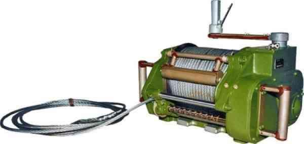 лебедка барабанная РЛ-1500