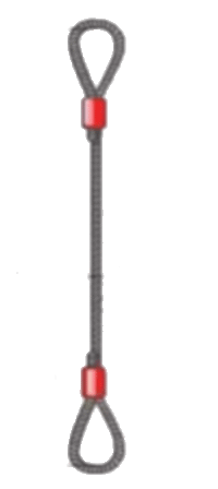 Строп петлевой СКП 6.3 тн L - 4 м изготовить быстро