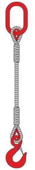 Строп 1СК 16 тн L - 7 м по низкой цене