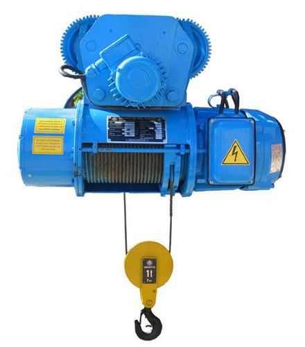 Таль электрическая канатная 1 тн Н - 6 м с доставкой по РФ