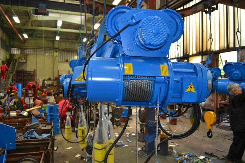 Таль электрическая канатная 13T10616 5 тн 6 м