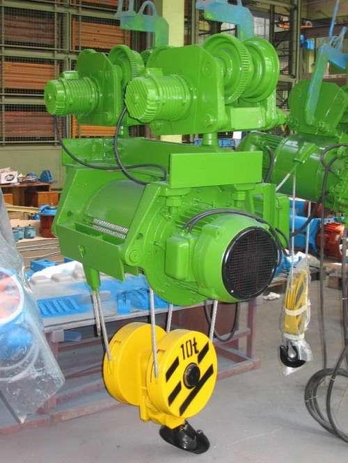 Таль электрическая ТЭ1000-5110 10 тн заказать