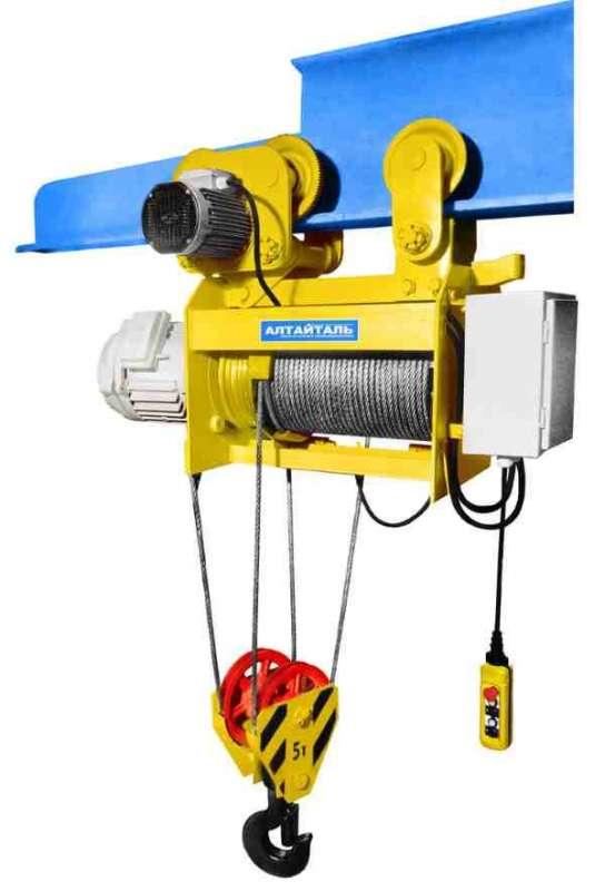 Таль электрическая ТЭ500-531 5 тн 18 м купить