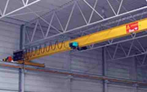 Кран мостовой опорный 2 тн 7-12 м купить