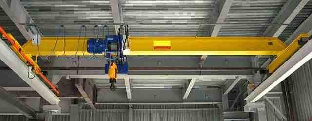 Кран мостовой опорный 3,2 тн 12 м купить