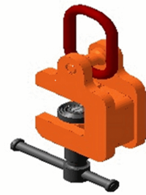 Захват-струбцина НК8-2