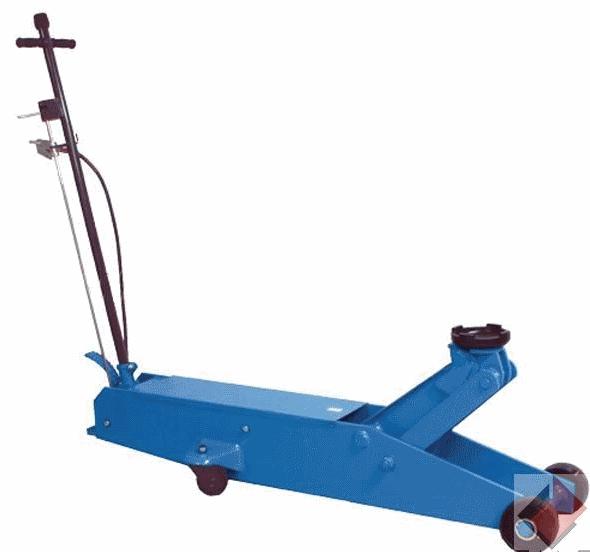 Домкрат гидравлический подкатной ZD-2220L 20 тн цена