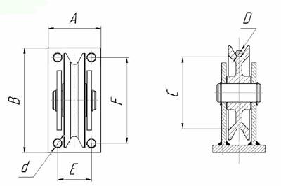 схема блока 0,8 тн