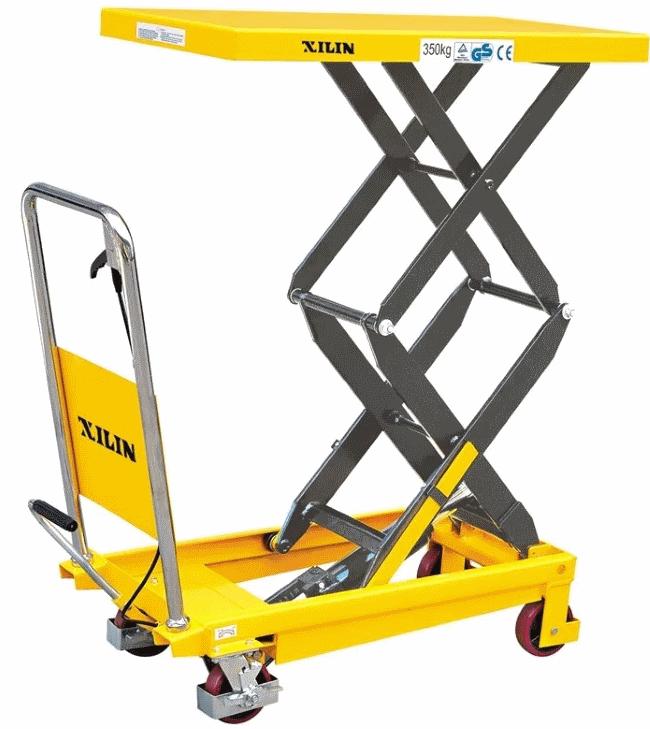 Стол подъемный передвижной XILIN 680 кг 474-1500 мм