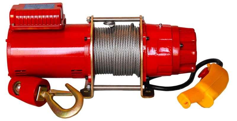 Лебедка Электрическая KDJ-300E у дилера
