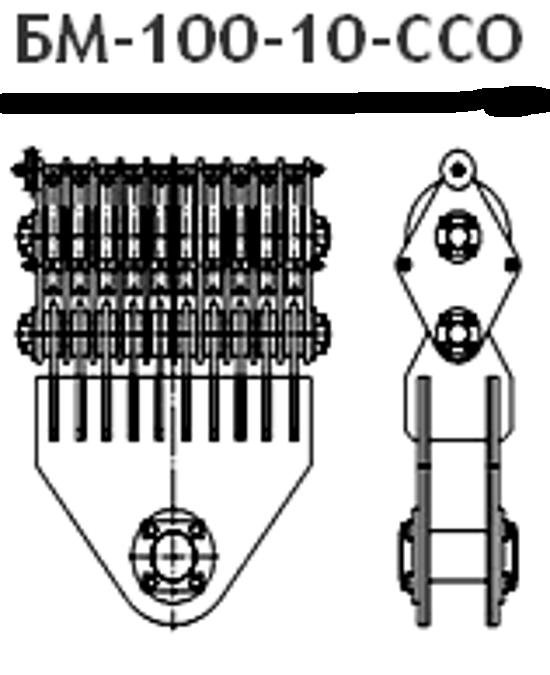 Блок монтажный БМ-100