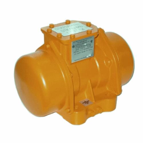 Вибратор площадочный высокого ресурса  ИВ-05-50