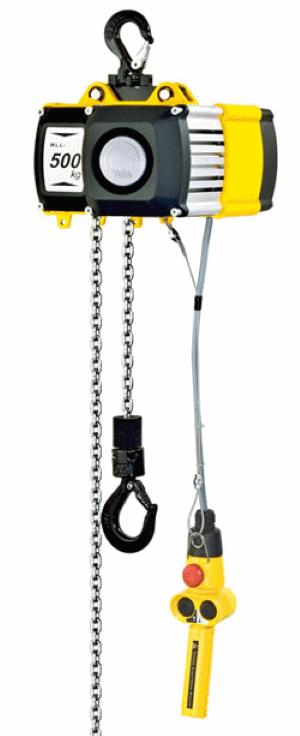 Электроталь цепная 500 кг CPVF 5-8