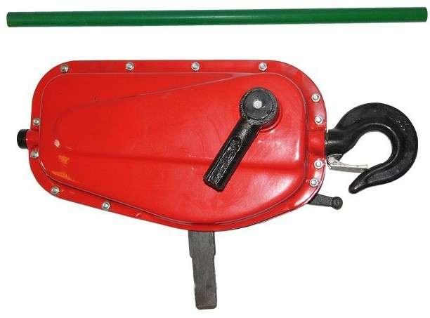 купить механизм тяговый монтажный  МТМ-3 тн дешево