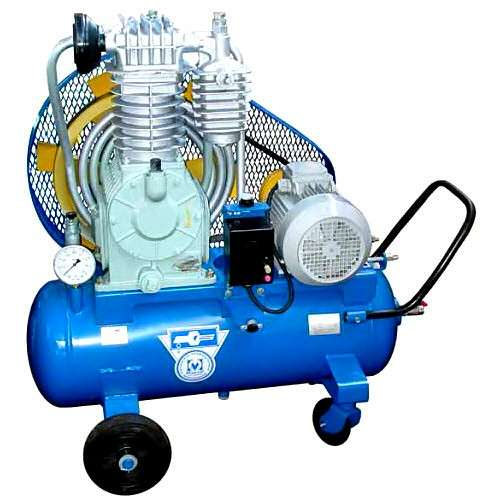 компрессор  передвижной К-5