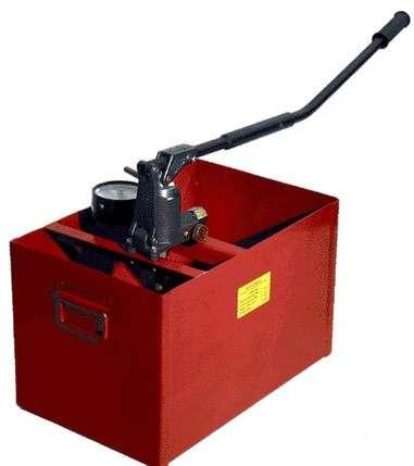 Установка для гидроиспытаний УГИ - 450