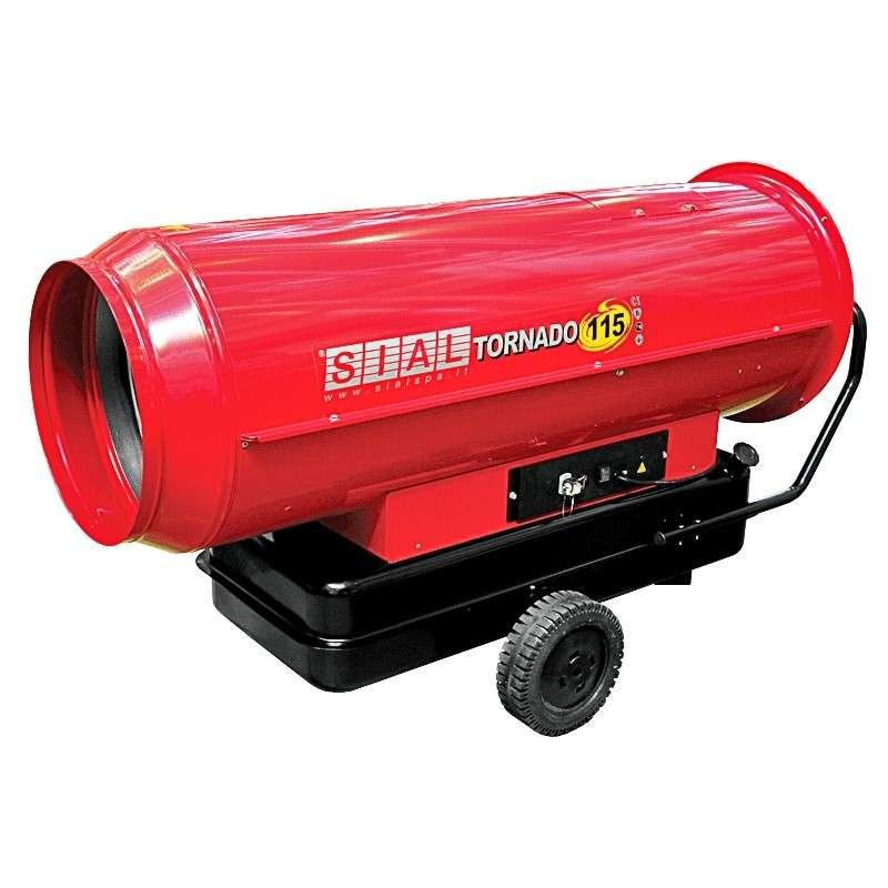 нагреватель дизельный без дымоотвода Tornado 115
