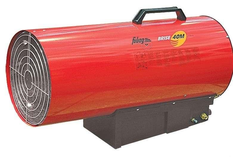 Нагреватель газовый (пропан-бутан) Brise 80 M.