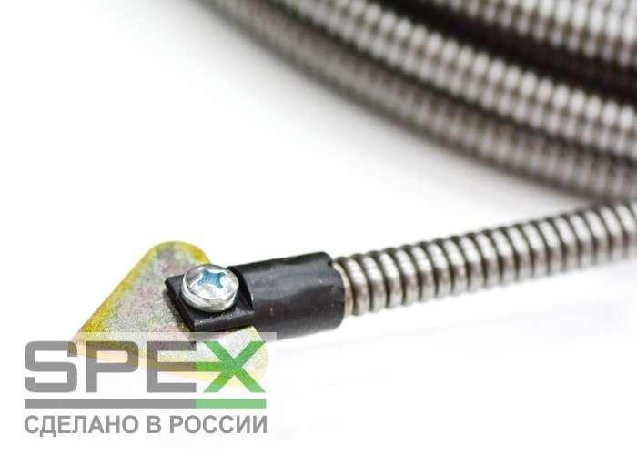 Трос сантехнический  СТУ-СН-13-15