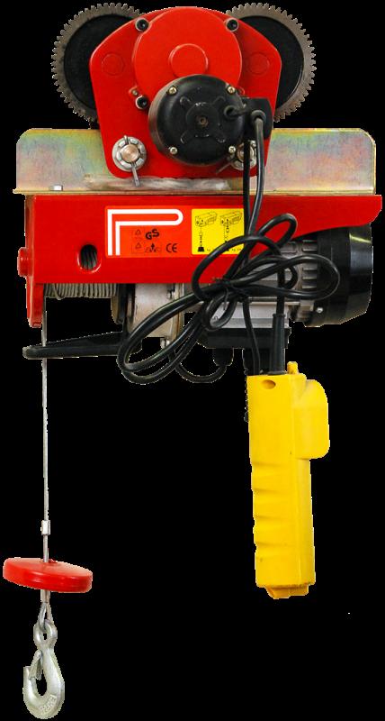 купить таль электрическую 220В для бытовых работ 250-500 кг