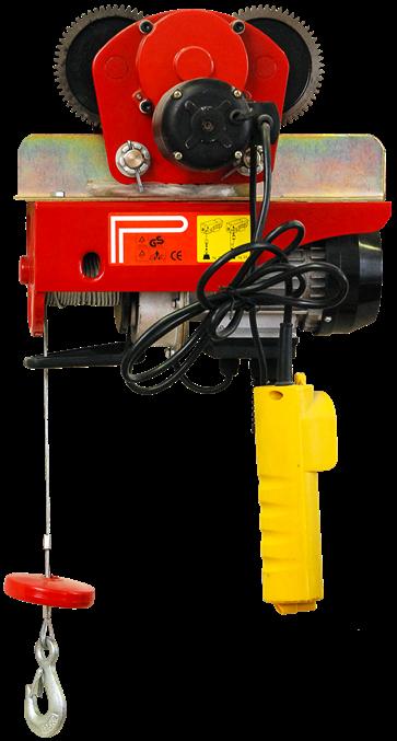 купить таль электрическую 220В для бытовых работ 500-1000 кг