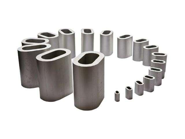 Втулки алюминиевые для обжимки канатных строп