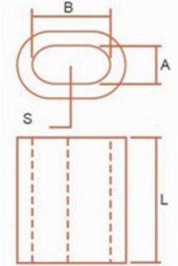 размеры алюминиевых втулок