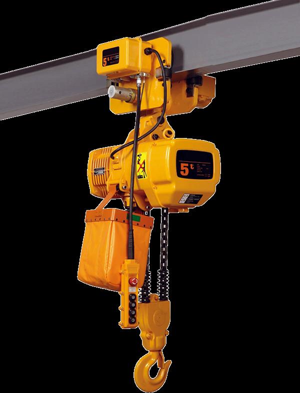 Таль цепная электрическая HHBD-T 5 тн 6 м.