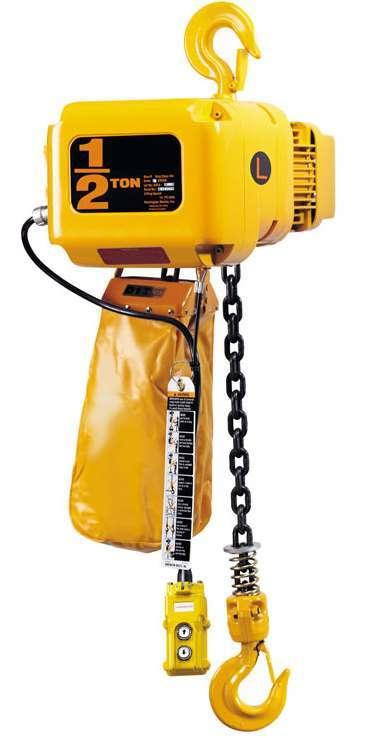 Таль цепная электрическая HHBD 0.5 тн 6 м