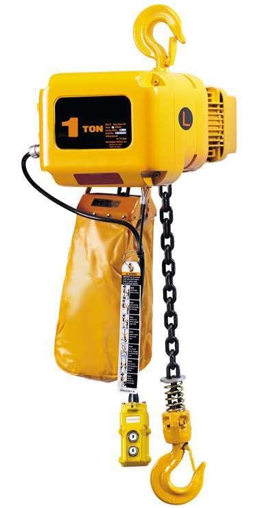 Таль цепная электрическая HHBD 1 тн 6 м.
