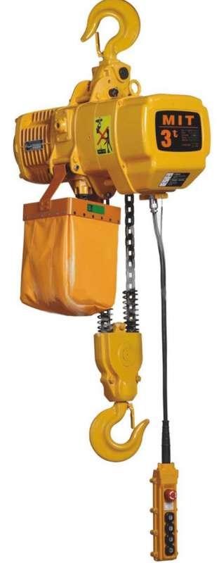 Таль цепная электрическая HHBD 3 тн 6 м