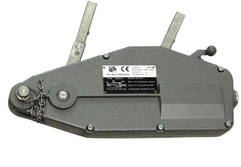 Монтажно-тяговый механизм лебедка 1600 кг