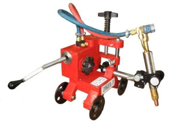 Машина для газовой резки Орбита-РМ труб
