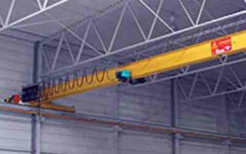 Кран мостовой опорный 2 тн 13-16 м купить